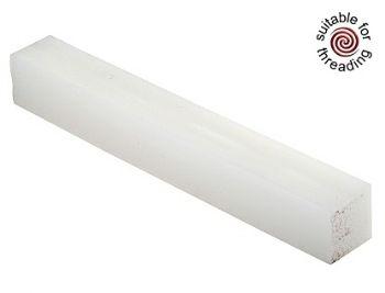 Kirinite Wedding White Ice pen blank